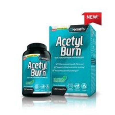 Elemetx Elemetx Acetyl Burn Fat Mobilizer
