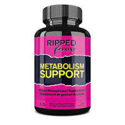 Ripped Femme Ripped Femme Metabolism Support