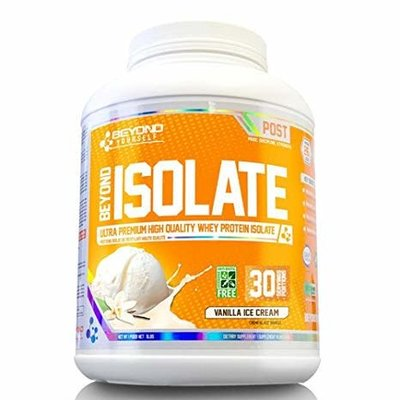 Beyond Yourself Beyond Yourself Isolate Protein