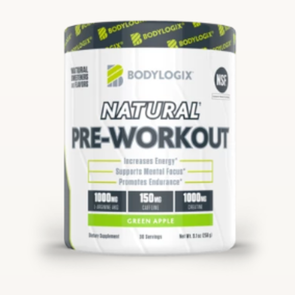 Bodylogix Bodylogix Natural PreWorkout