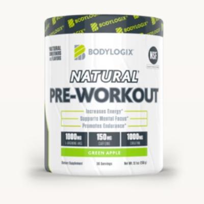 Bodylogix Bodylogix Natural PreWorkout