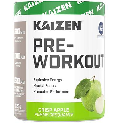 Kaizen Naturals Kaizen Preworkout