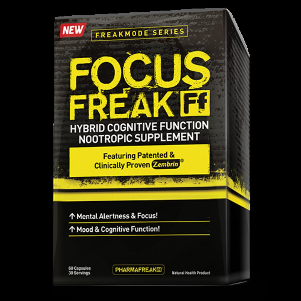 PharmaFreak PharmaFreak FocusFreak