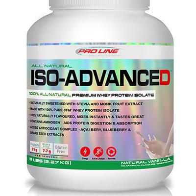 Proline Advanced Nutrition ProLine All Natural Advanced Whey