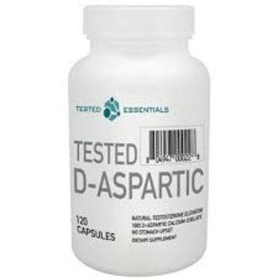 Tested Essentials Tested Essentials Tested D Aspartic Acid