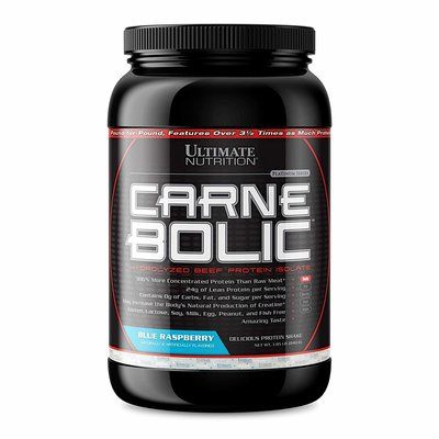 Ultimate Nutrition Ultimate Carnebolic Beef Isolate