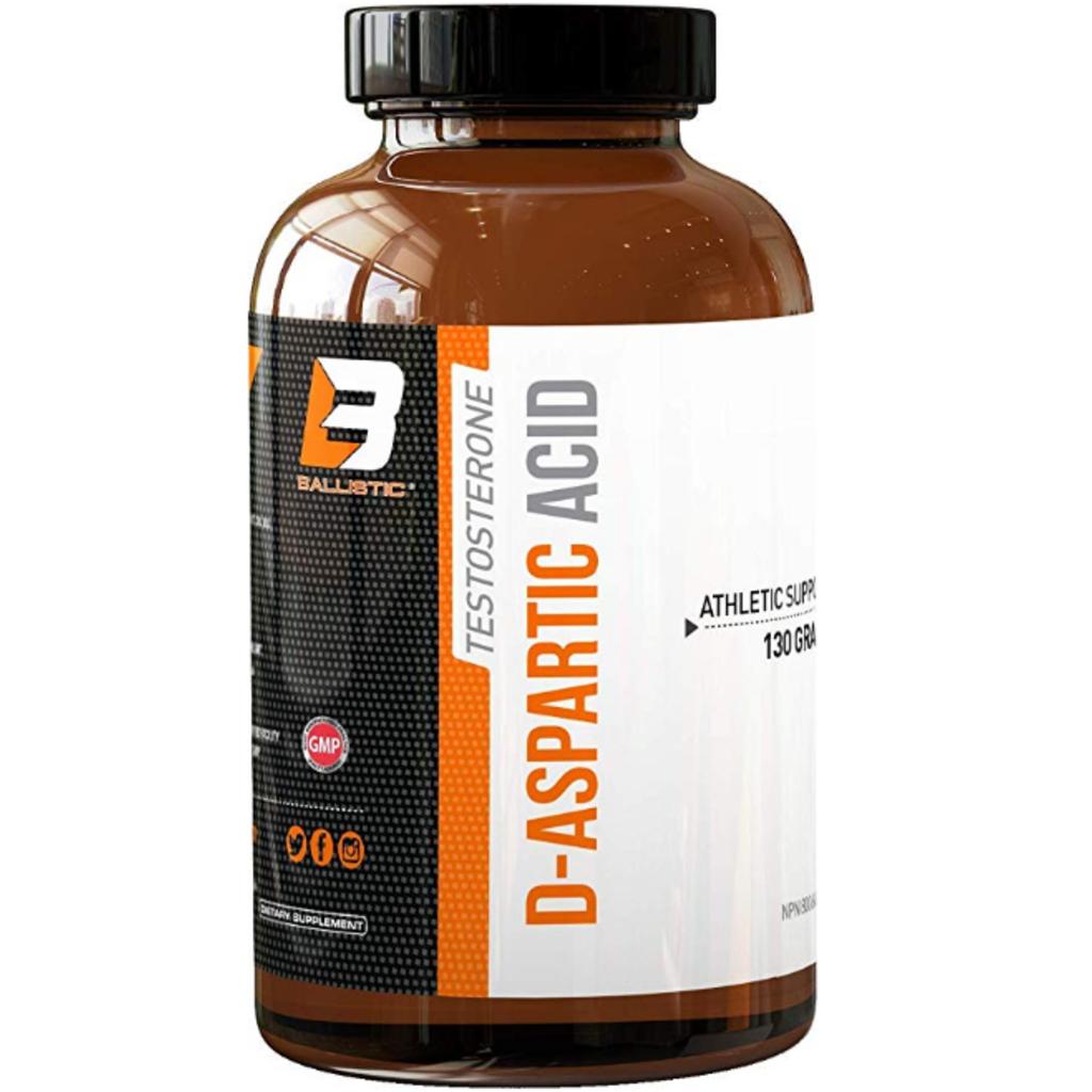 Ballistic Laboratories Ballistic Testosterone D-Aspartic Acid