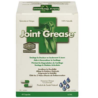 Joint Grease Step 1 First Stage