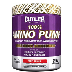 Cutler Nutrition Cutler Nutrition 100% Amino Pump