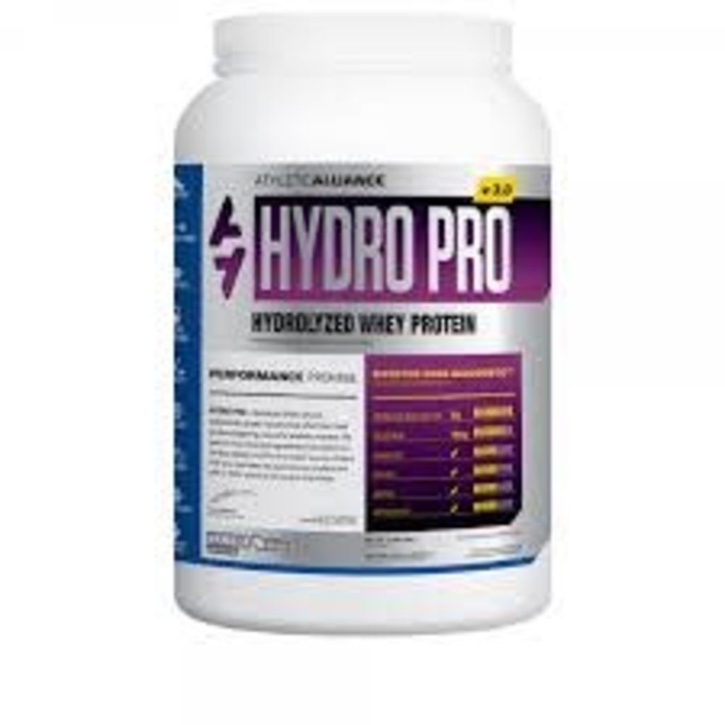 Athletic Alliance Hydro Pro Hydrolyzed Whey Protein