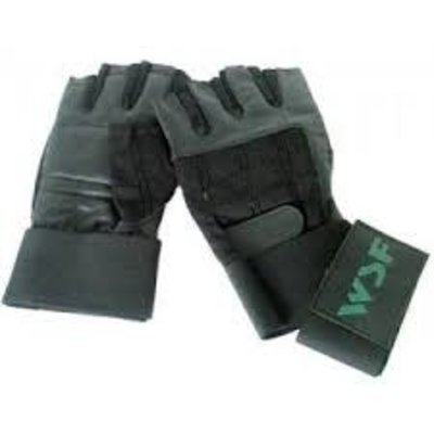 World Standard Fitness WSF Wrist Wrap Exercise/Lifting Gloves