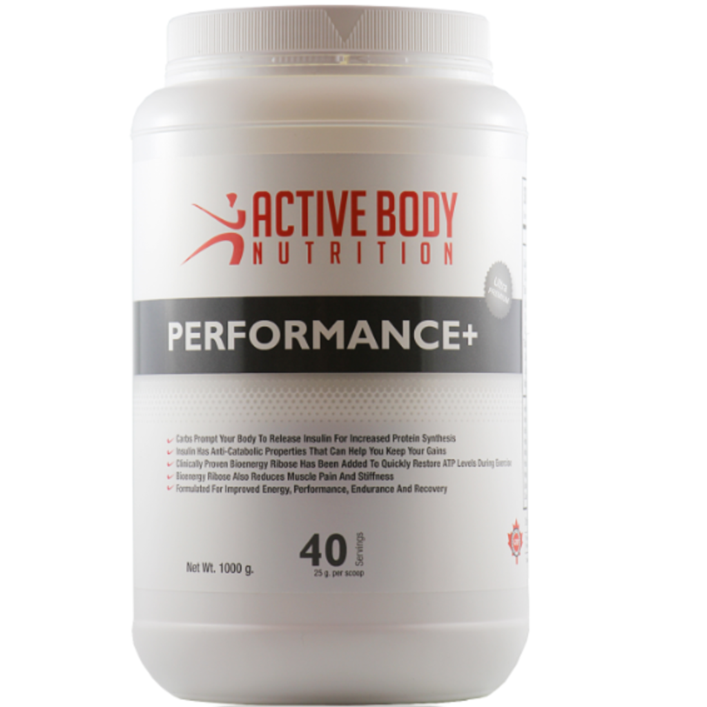 Active Body Lifestyle Supplements Active Body Performance+