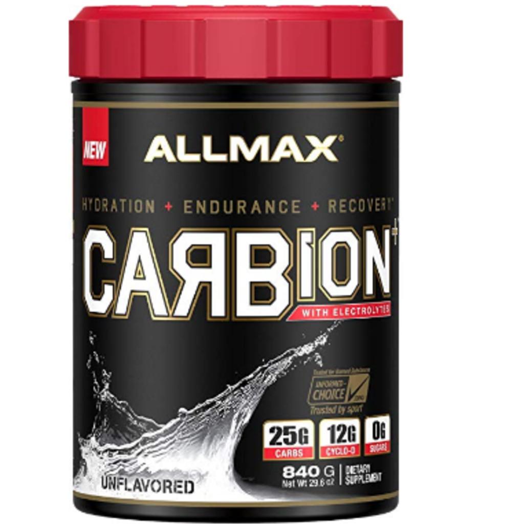 All Max Nutrition AllMax Nutrition CARBion