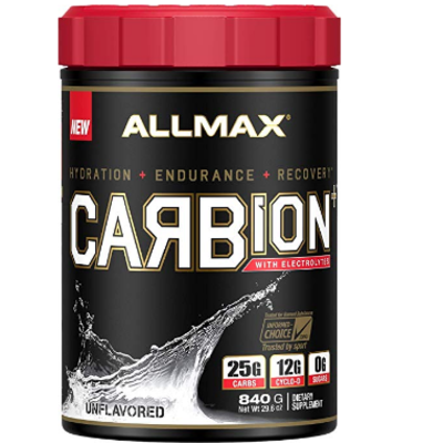 All Max Nutrition AllMax Nutrition CARBion