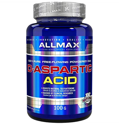 All Max Nutrition AllMax D-Aspartic Acid