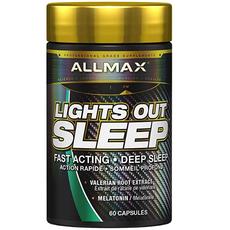 AllMax Lights Out Sleep