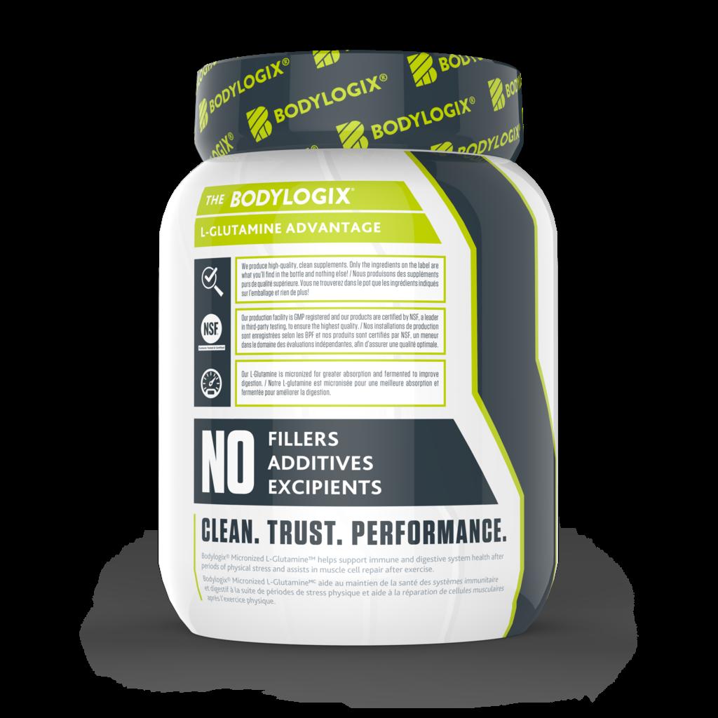 Bodylogix Bodylogix Micronized L-Glutamine