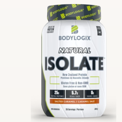 Bodylogix BodyLogix Natural Isolate