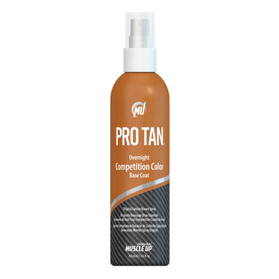 Muscle Up Pro Tan - Overnight Base Coat