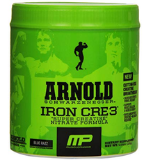 MusclePharm MusclePharm Arnold Iron Cre