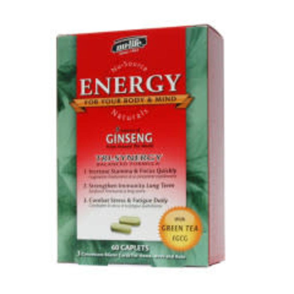 Nu Life Nu Life Energy Ginseng