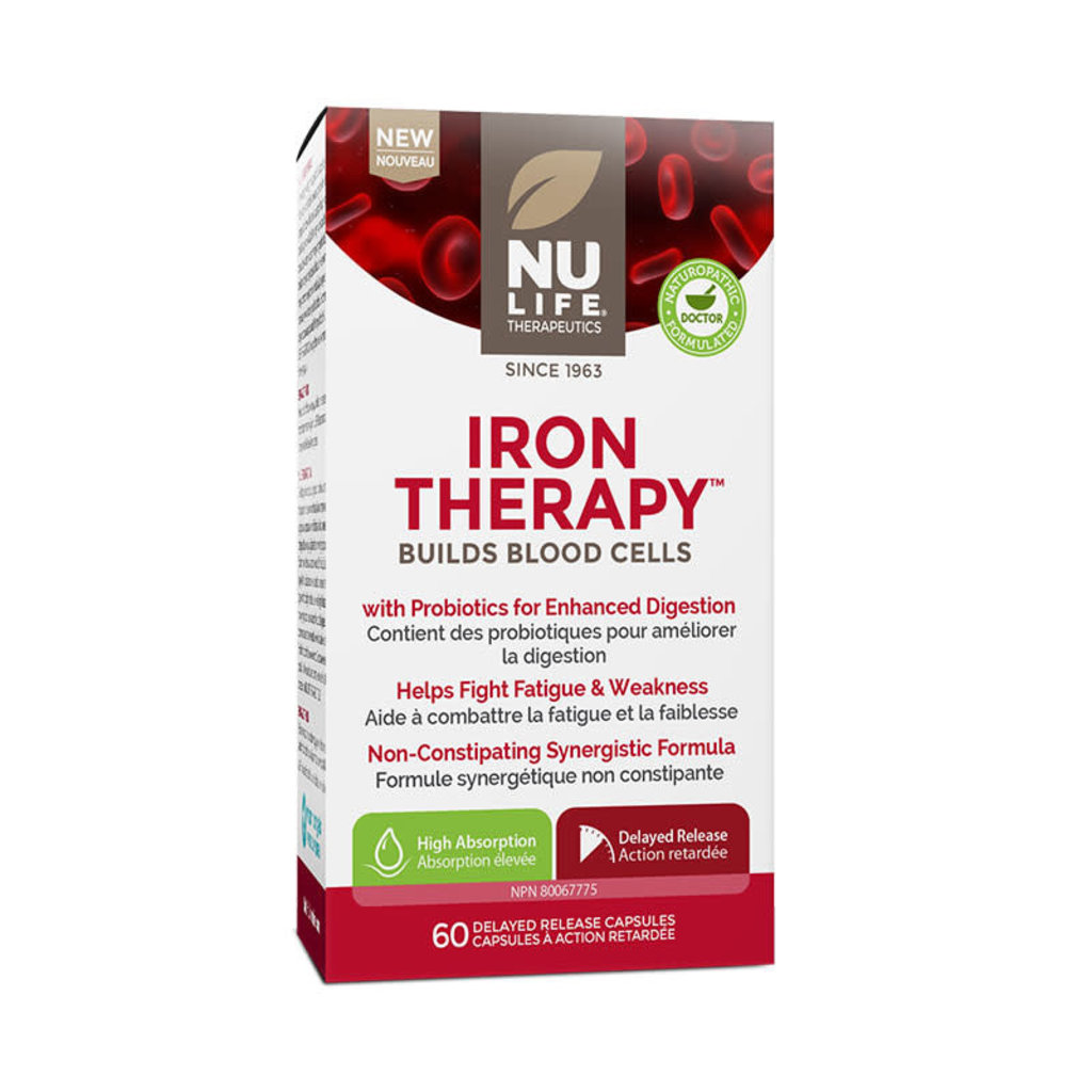 Nu Life Nu Life Iron Therapy