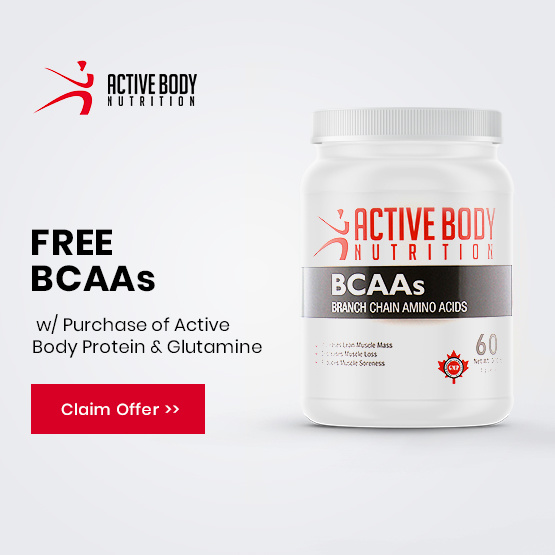 Active Body Free BCAAs