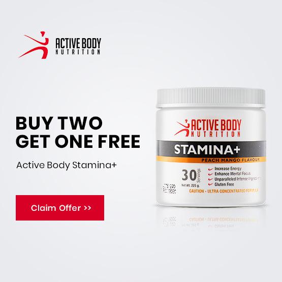 Active Body Stamina+ Sale