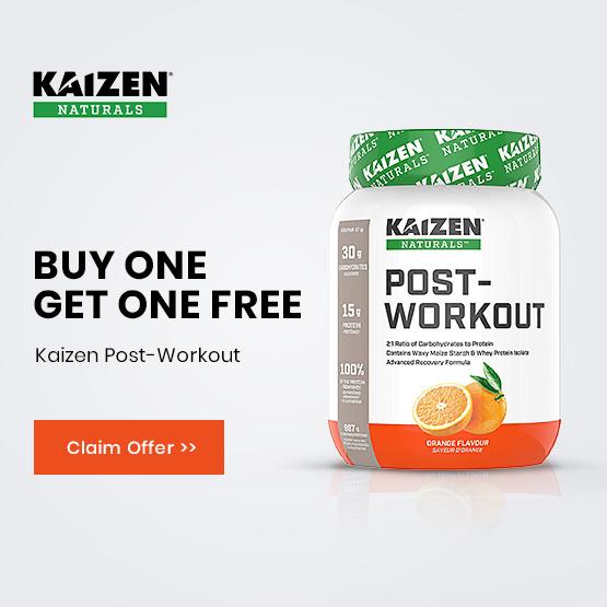 Kaizen Post-Workout Sale