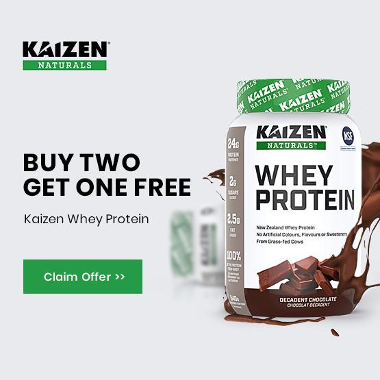Kaizen Whey protein Sale