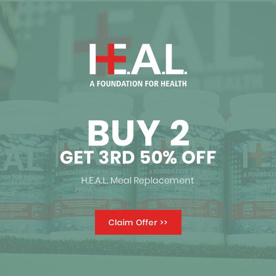 Heal Sale
