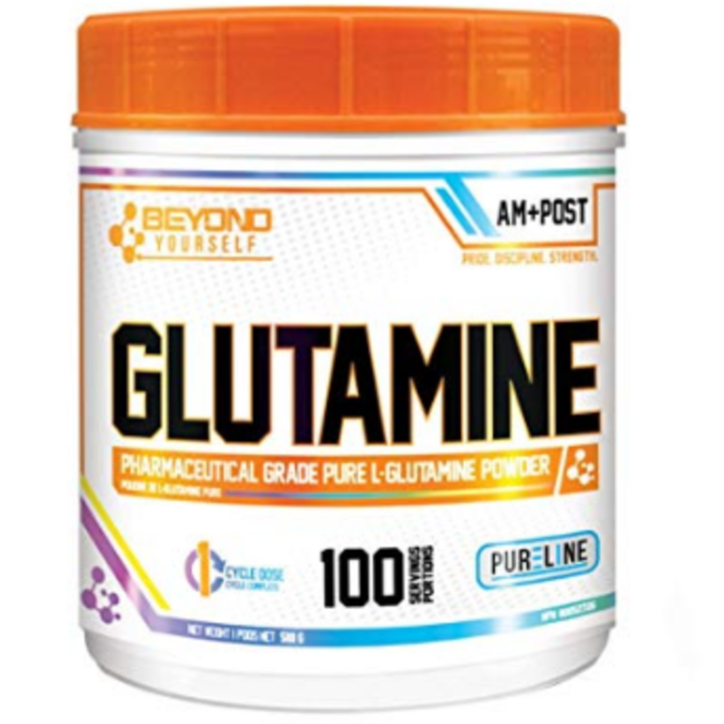 Beyond Yourself Beyond Yourself Glutamine