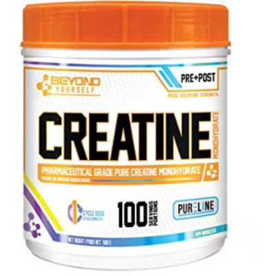 Beyond Yourself Beyond Yourself Creatine