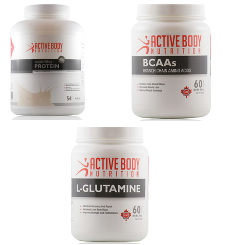 Active Body Lifestyle Supplements Active Body Stack