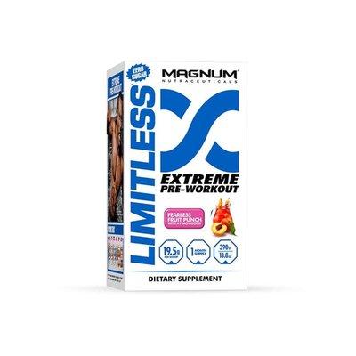 Magnum Nutraceuticals Magnum Nutraceuticals Limitless