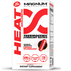 Magnum Nutraceuticals Magnum Nutraceuticals Heat Accelerated