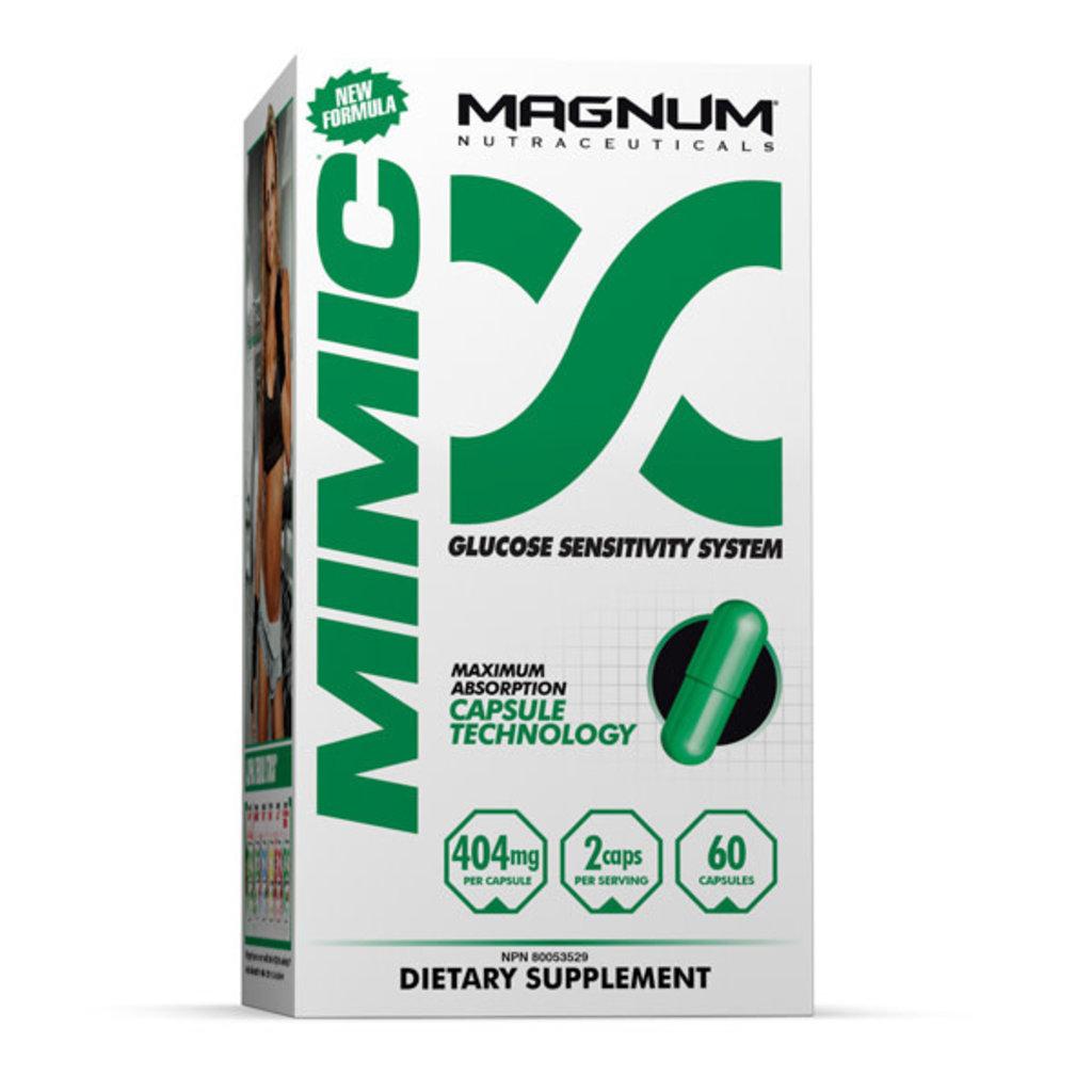 Magnum Nutraceuticals Magnum Mimic