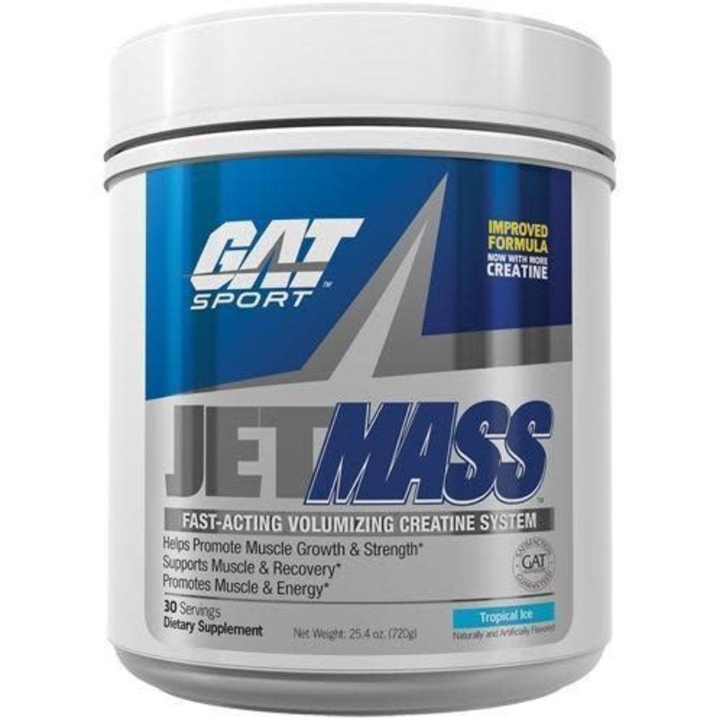 GAT GAT Jet Mass