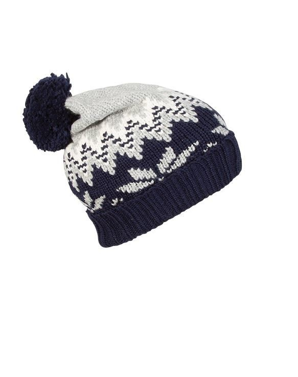 Dale of Norway Myking Hat UC Navy/Light Charcoal One Size