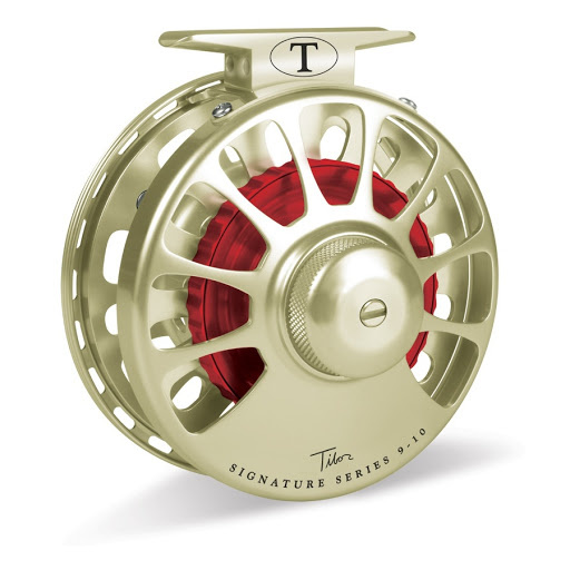 Tibor Signature Series 5-6 Gold/Red Hub