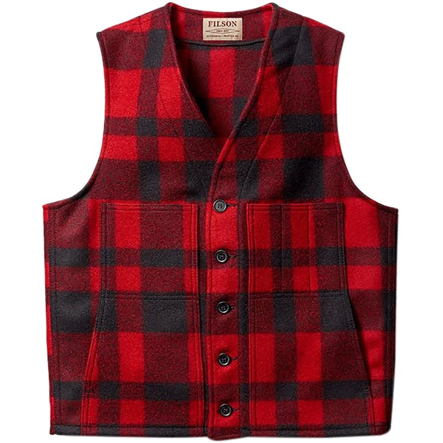 FILSON Filson Mackinaw Wool Vest