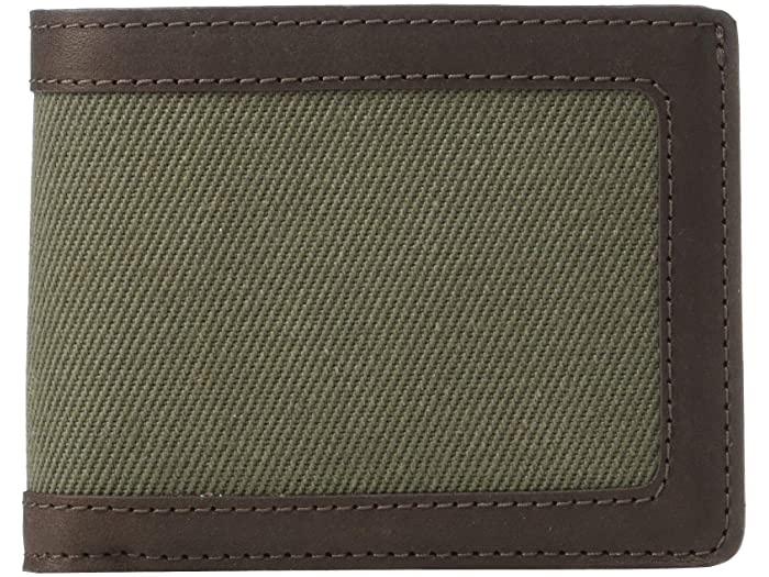 FILSON Outfitter Wallet OtterGreen One Size