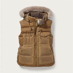 FILSON FILSON WOMENS DOWN CRUISER VEST