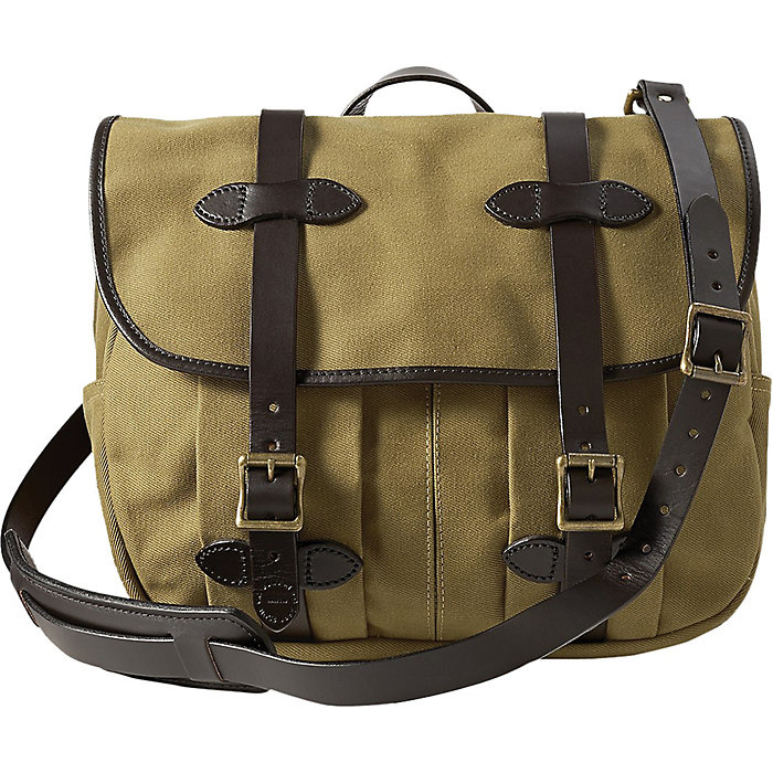 FILSON Filson Field Bag - Medium Tan One Size Standard