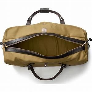 FILSON Duffle - Large Tan OS - Brass