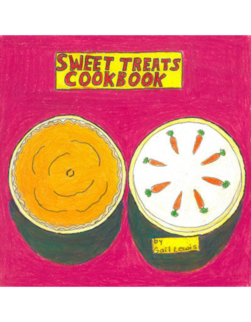 Gail Lewis Sweet Treats Cookbook