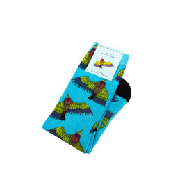 Holiday 2019 Marion Bolton 'Bird' socks