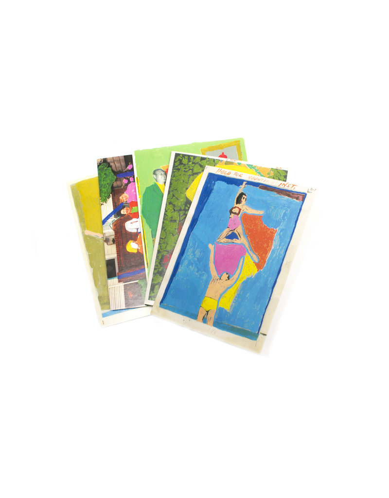 Alice Wong Cards Pack