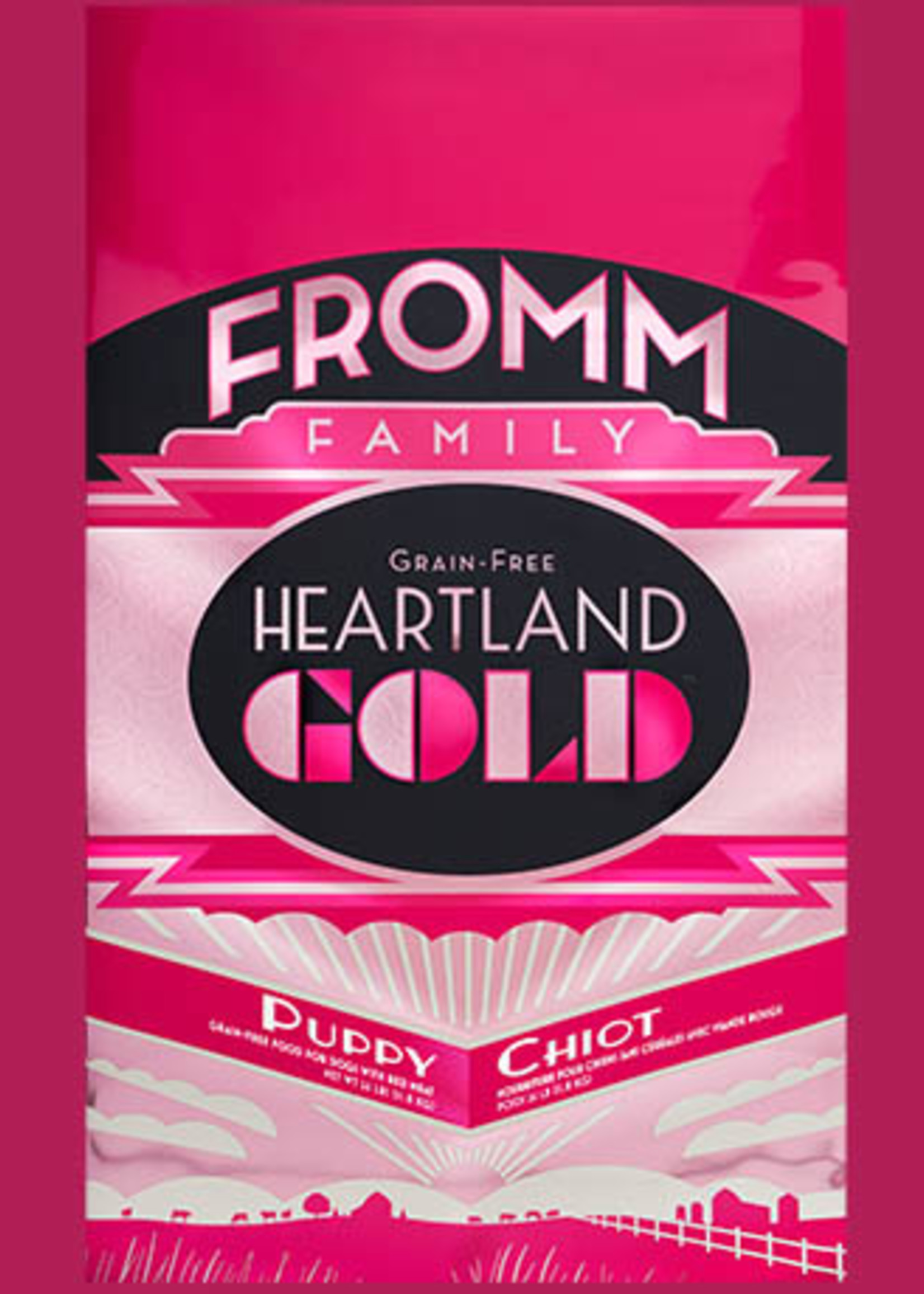 Fromm Fromm Heartland Gold Puppy 4lbs