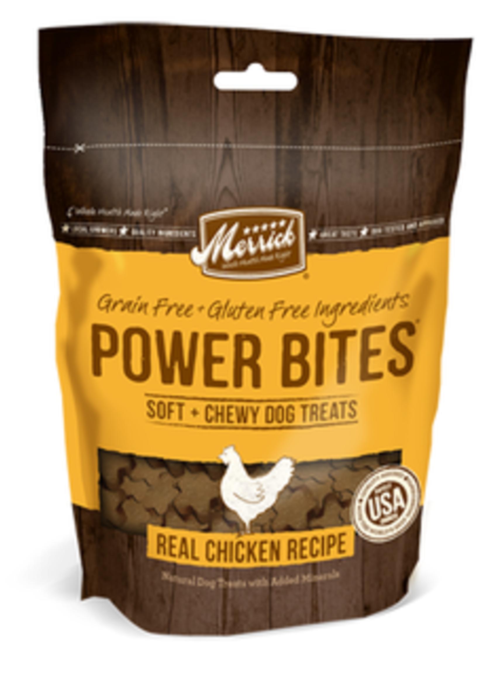 Merrick® Power Bites® Real Chicken 6oz